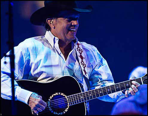 George Strait at Bi-Lo Center